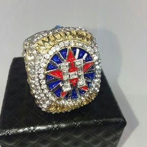 Houston Astros Fan Edition 2017 Championship Ring